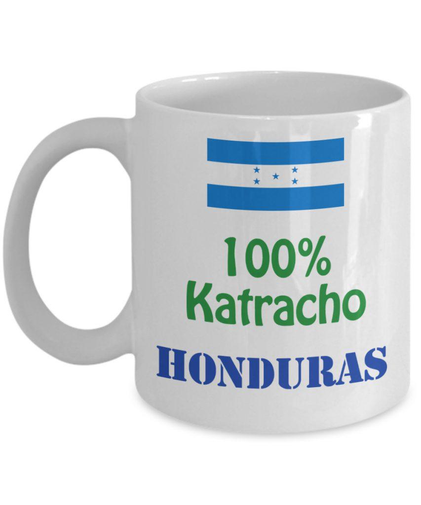 Honduras Taza de Cafe 100% Katracho