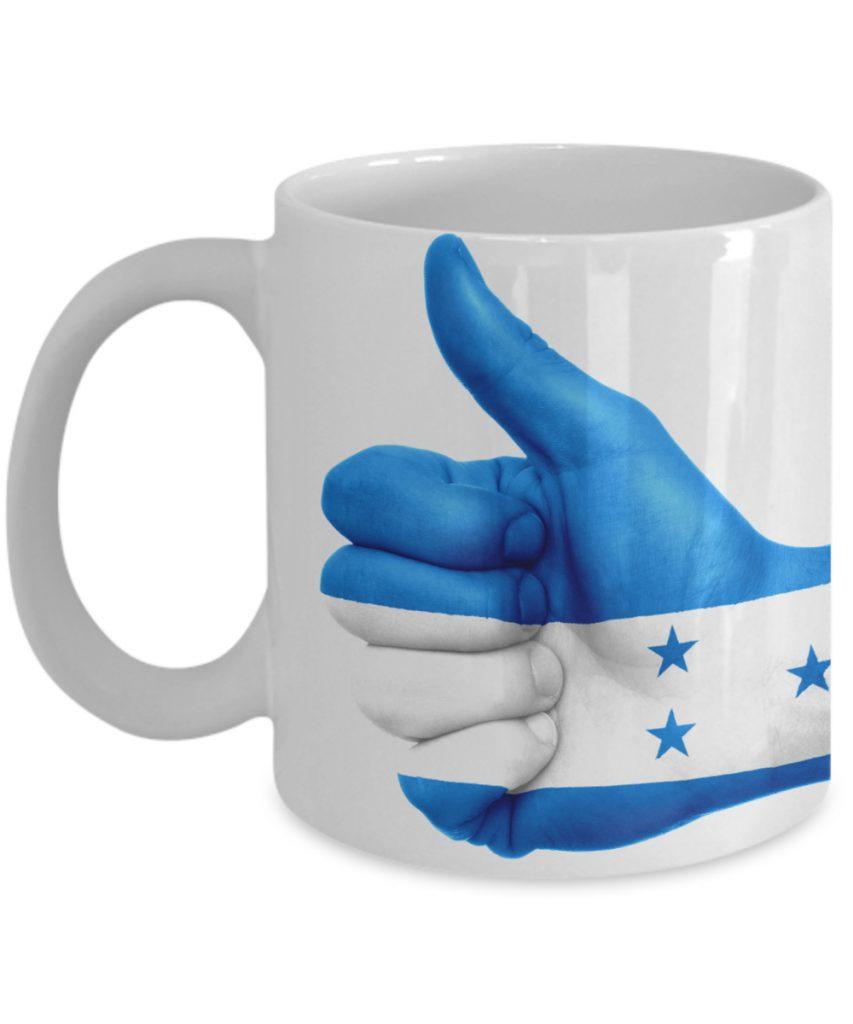 Honduras Si! #1 Taza de Café