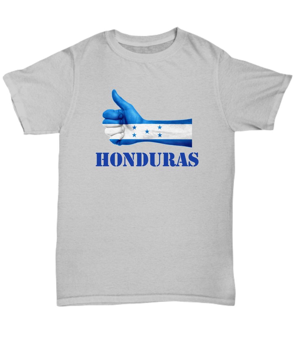 Honduras Numero Uno T-Shirt Camisa